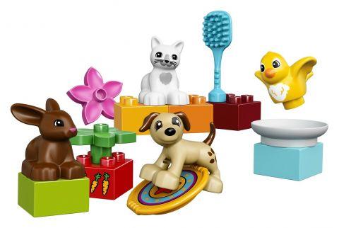 LEGO® DUPLO® 10838 Domáci maznáčikovia