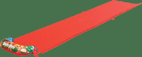 BESTWAY Vodná šmýkačka Angry Birds - 488cm dlhá