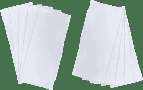 BAMBOOLIK Separační plena flísová, sada 10 kusů