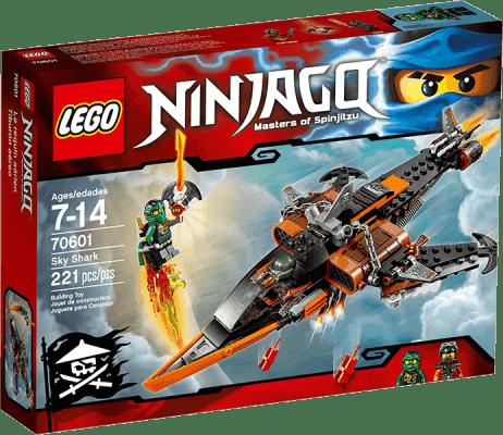 LEGO® Ninjago Žraločí letoun