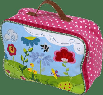 DUSHI Dětský kufřík pro holčičku