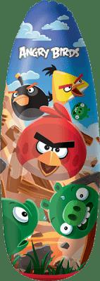 BESTWAY Nafukovacie boxovacie vrece - Angry Birds, 91 cm vysoký