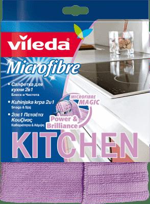 VILEDA Mikrohadřík do kuchyně (1 ks)