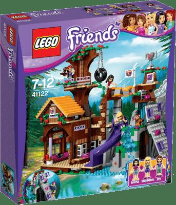 LEGO® Friends Domek na drzewie