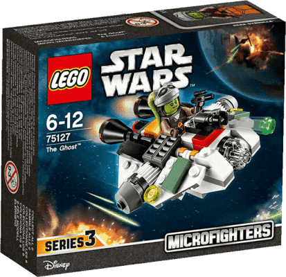 LEGO® Star Wars TM The Ghost™ (Loď Ghost)