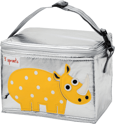 3 SPROUTS Svačinový box Rhino