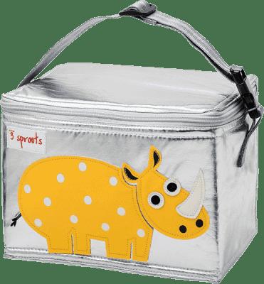 3 SPROUTS Pudełko śniadaniowe Rhino