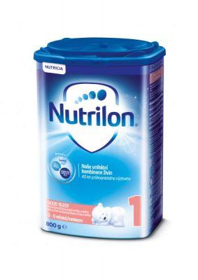 3x NUTRILON 1 ProNutra Good Sleep (800g) - kojenecké mléko