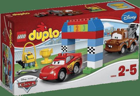 LEGO® DUPLO® Disney Pixar Auta™ – Zygzak i Złomek