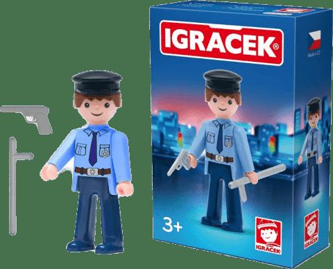 IGRÁČEK Policajt s doplnkami
