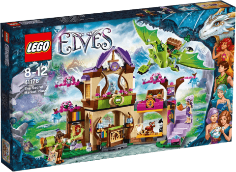 LEGO® Elves Tajné trhovisko