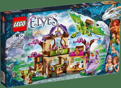 LEGO® Elves Sekretne targowisko