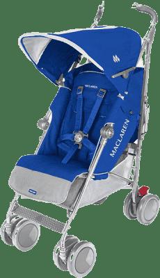 MACLAREN Wózek golfowy Techno XT, Turkish Blue 2015