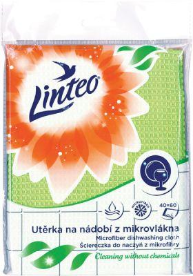 LINTEO Satin Utěrka na nádobí mikrovlákno 40x60 cm