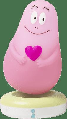 PABOBO Lumilove barbapapa - Růžová