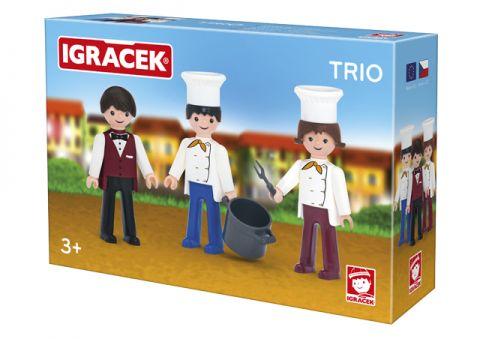IGRÁČEK Trio – Gotujemy