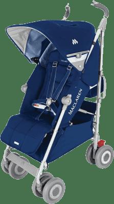 MACLAREN Wózek golfowy Techno XLR, Medieval Blue/Soft Blue 2015