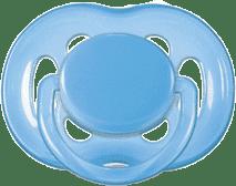Philips AVENT Šidítko Sensitive 6-18 m modré