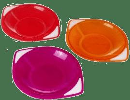CANPOL Babies Sada tří misek- růžová