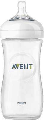 AVENT Láhev Natural (3m+), 330 ml (PP)
