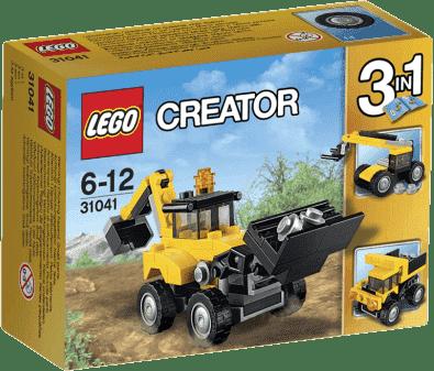 LEGO® Creator Pojazdy budowlane