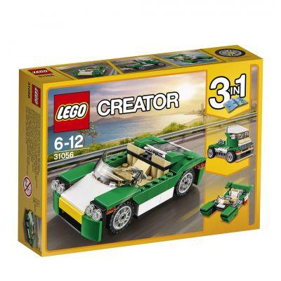 LEGO® Creator 31056 Zielony krążownik