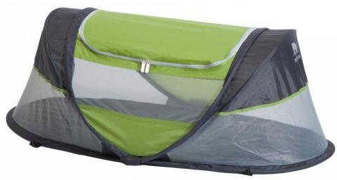 DERYAN Sunny Babybox łóżeczko turystyczne – zielone