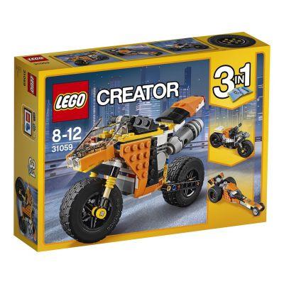 LEGO® Creator 31059 Motocykl z Bulwaru Zachodzącego Słońca