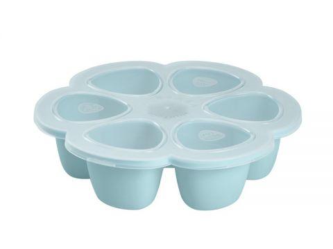 6x BEABA Multi-dávkovač na jedlo 90 ml, modrá
