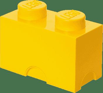 LEGO® Úložný box veľkosť 2 žltá