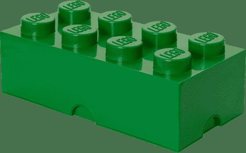 LEGO® Box do przechowywania rozmiar 4 ciemnozielony