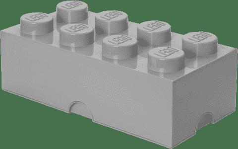 LEGO® Box do przechowywania rozmiar 4 szary