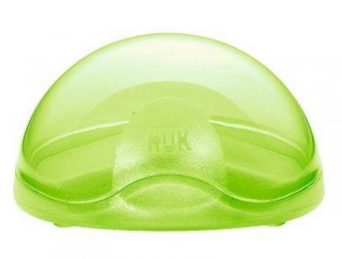 NUK Ochranný box na dudlík – zelený