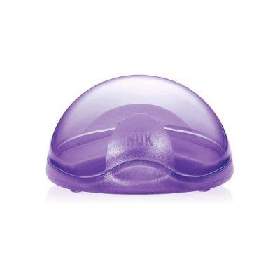NUK Ochranný box na cumlík – fialový