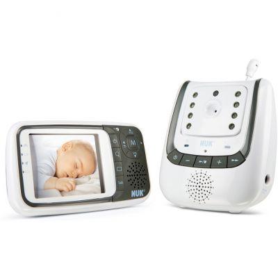 NUK Elektronická pestúnka Video Eco Control