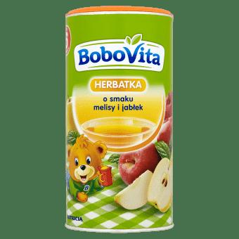 BOBOVITA Herbatka z melisy i jabłek (200g)