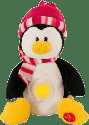 ANSMANN Pluszowy Pingwin Paula - ze światełkiem