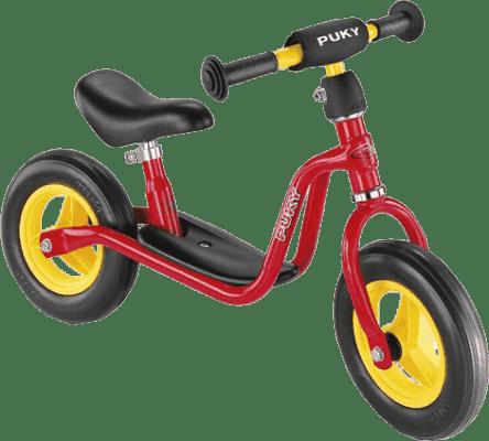 PUKY Odrážadlo Learner Bike Standard LR 1L, červené