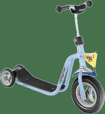 PUKY Koloběžka Scooter R 1, oceánská modrá