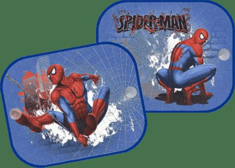 KAUFMANN Osłony przeciwsłoneczne samochodowe Spiderman (para)