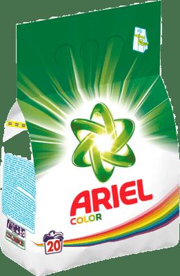 ARIEL Color 1,5 kg (20 dávok) - prací prášok