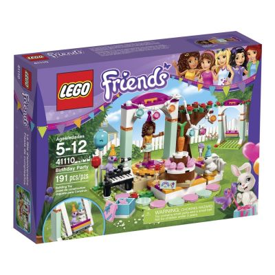 LEGO® Friends Narodeninová oslava