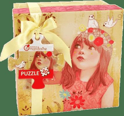 AVENUE MANDARINE Puzzle Jar 30 ks