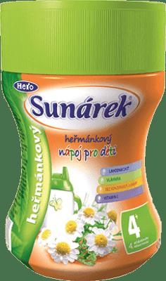 SUNÁREK Harmančekový rozpustný nápoj - dóza (200 g)
