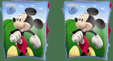 BESTWAY Nafukovací rukávky - Disney Mickey Mouse 23x15 cm