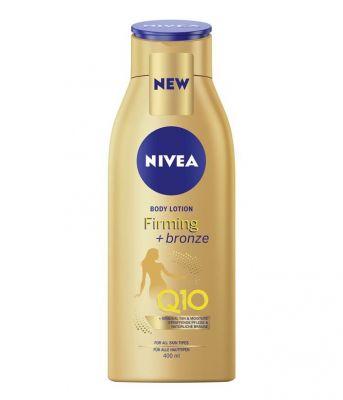 NIVEA Q10 Zpevňující tónovací tělové mléko 400 ml