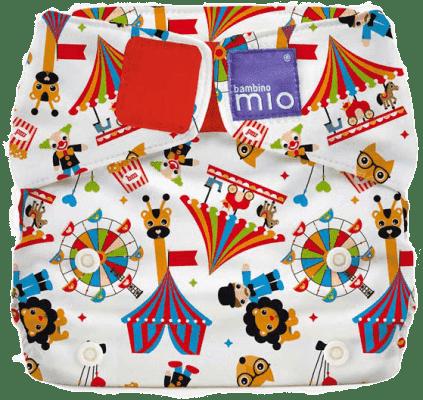 BAMBINO MIO Látková plienka All in One - Miosolo Circus Time