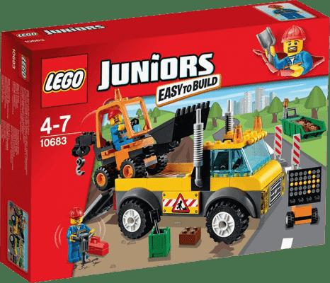 LEGO® Juniors Náklaďák pro silničáře