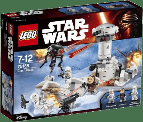 LEGO® Star Wars TM Hoth™ Attack (Útok z planety Hoth)