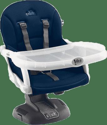 CAM Jídelní židlička Idea - modrá, col. 218